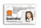 Karta zbliżeniowa QuadraKey
